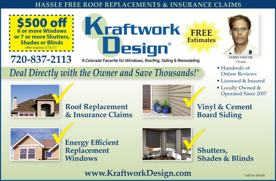 Kraftwork design windows coupon special kraftwork design for Style at home special offer