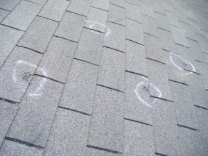 Hail Damage Roof Inspection